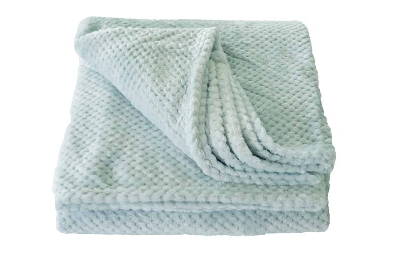 Κουβέρτα Coral Fleece Aqua