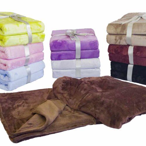 Κουβέρτα Super Soft γενική