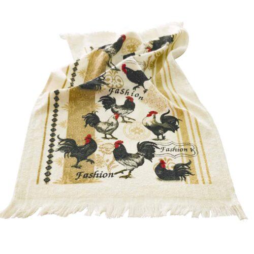 Πετσέτα κουζίνας κοκκοράκια