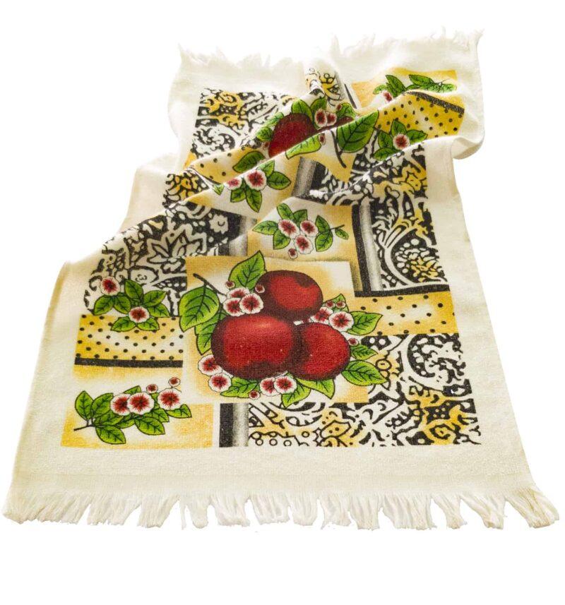 Πετσέτα κουζίνας μήλα