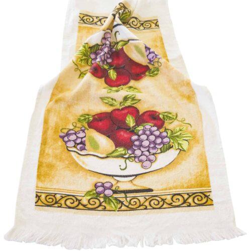 Πετσέτα κουζίνας μπωλ φρούτα