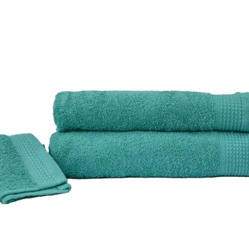 Πετσέτες πεννιέ πετρόλ