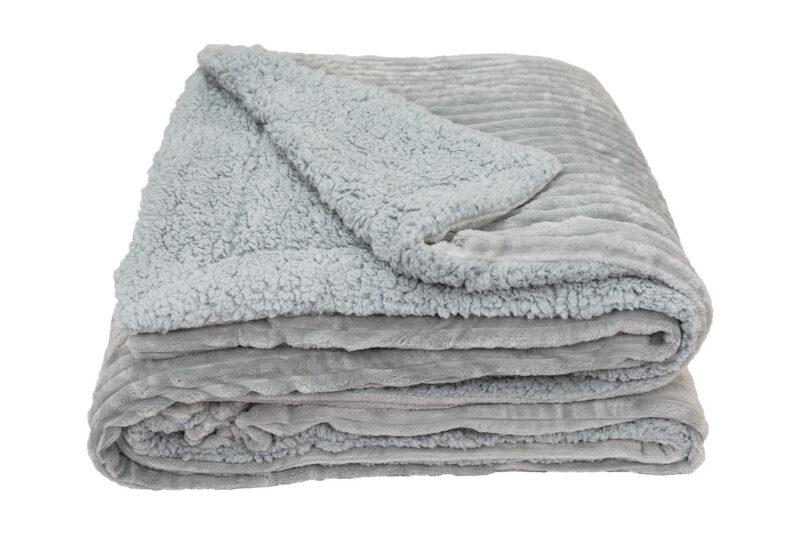 Κουβέρτα Πρόβατο Γκρι