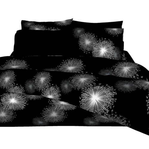 Σεντόνια ακτίνα μαύρο