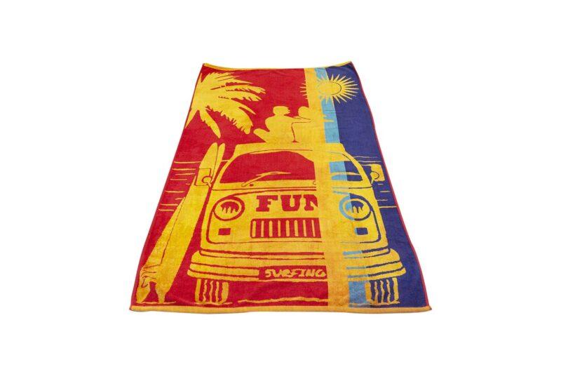 Πετσέτα θαλάσσης surfing-fun