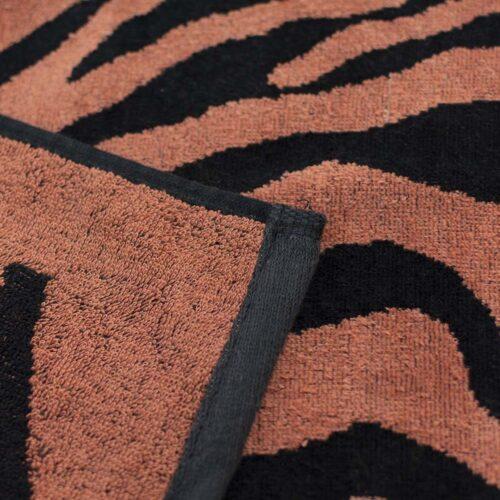 Πετσέτα θαλάσσης τιγρέ