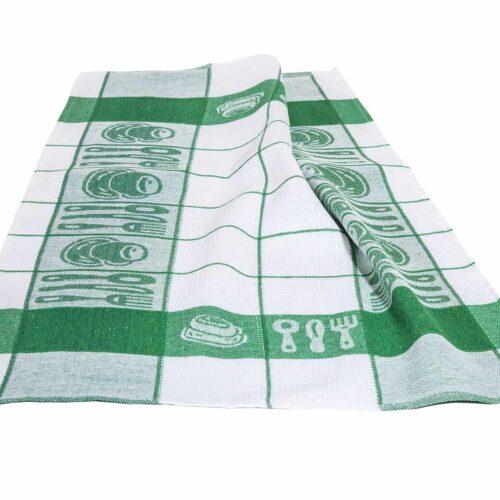 Πετσέτα κουζίνας τσαγερό πράσινο
