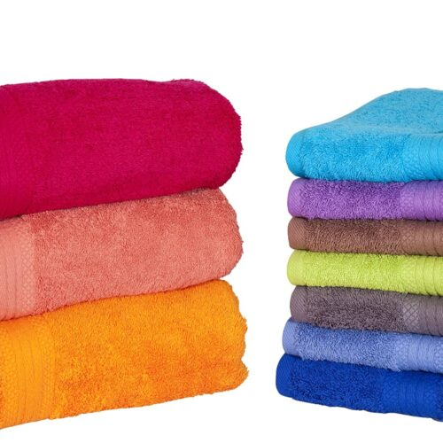 Πετσέτες μπάνιου και προσώπου